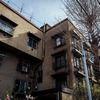 取り壊し前の上野下アパート