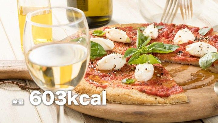 ダイエット中の一品に! グルテンフリーなカリフラワーピザ