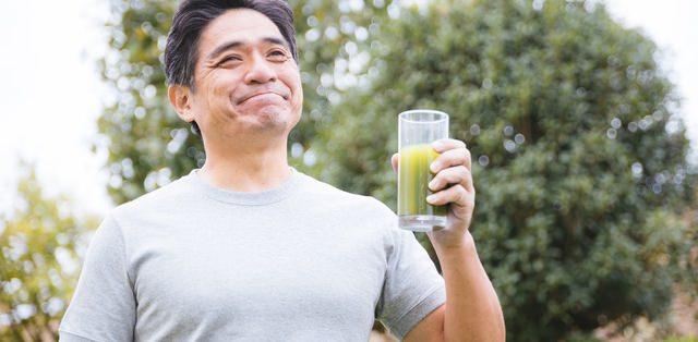 新作フリー素材(2018年2月13日〜3月2日)青汁とミネラルウォーターほか