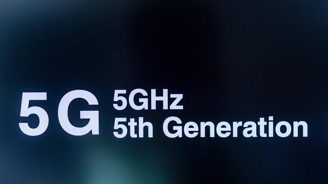 間違えやすい第5世代移動通信システム(5G)のフリー素材