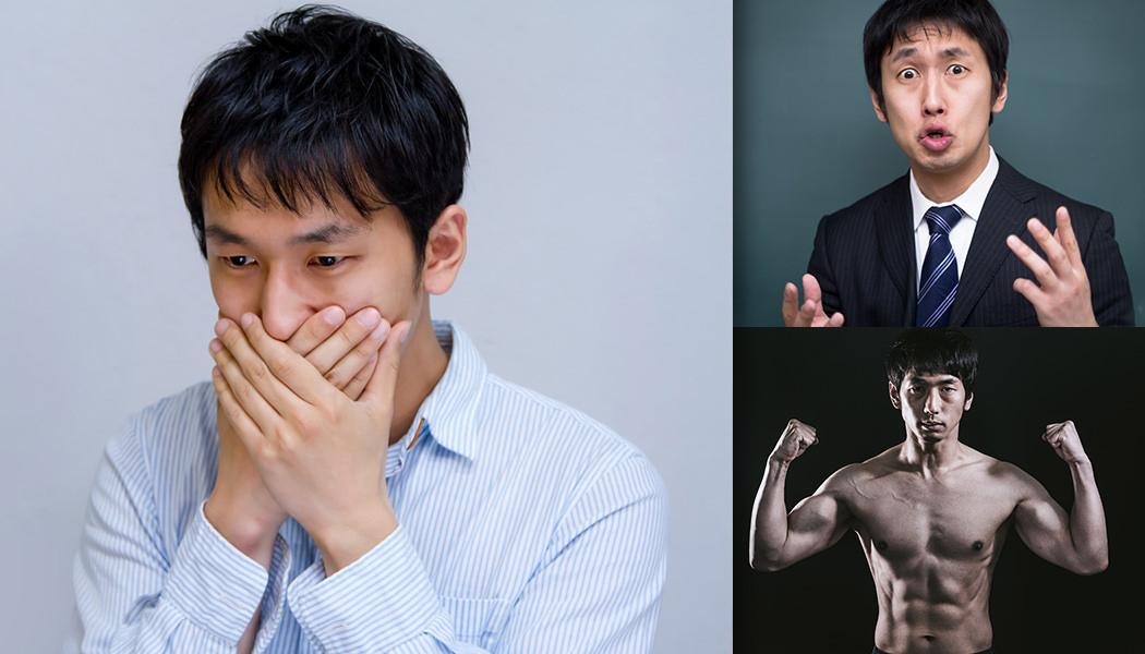 自称日本一ネット上で顔写真が使われる男性モデル! 大川竜弥さん