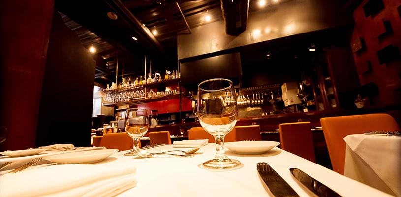 フレンチレストラン(ビストロQ)