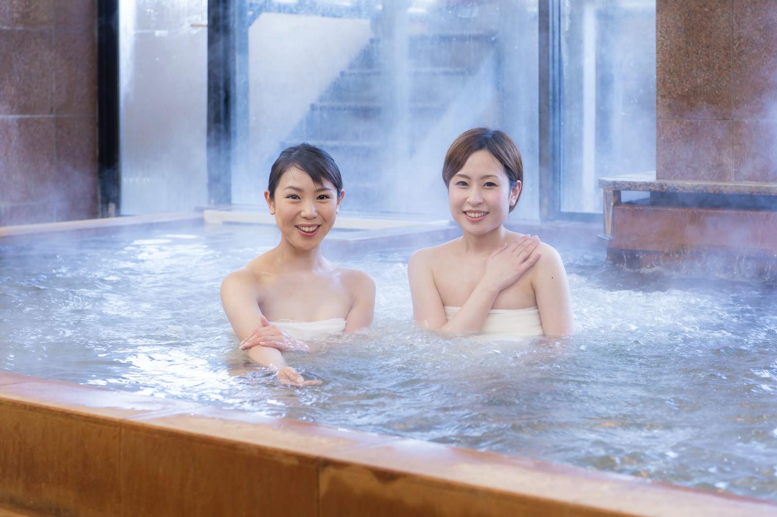 「湯けむり北郷温泉美人」の写真