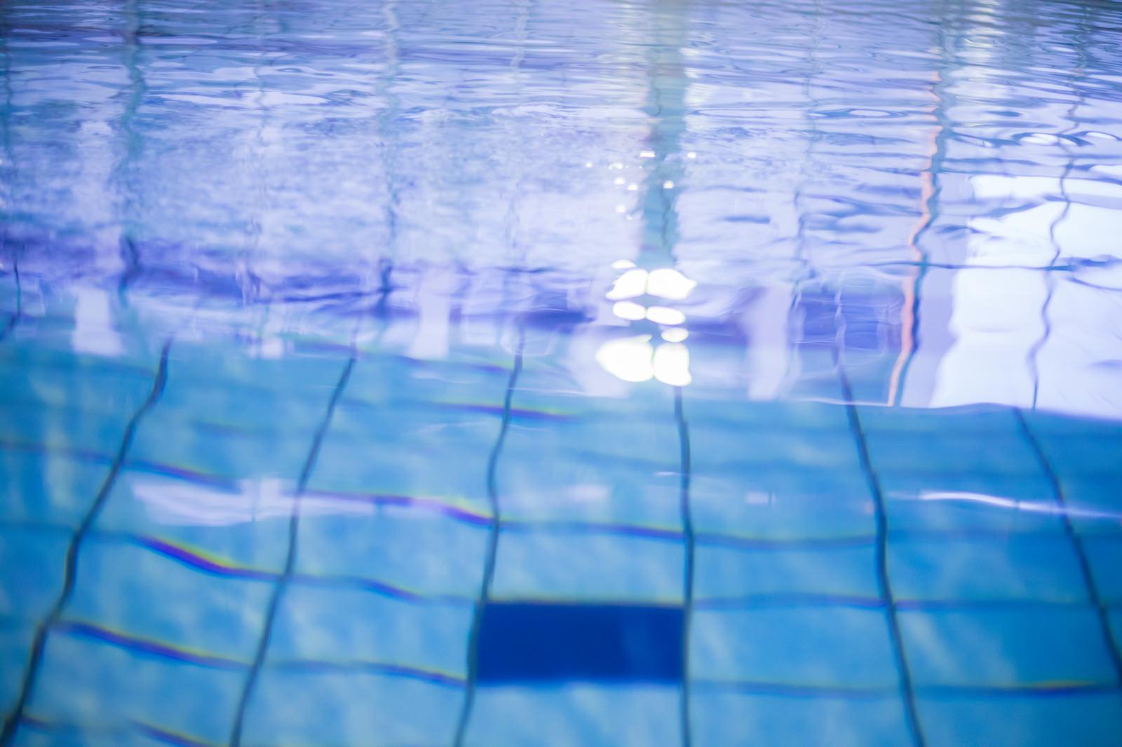「屋内プール」の写真