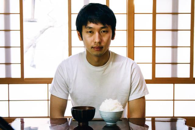 朝から昔話盛りを食べる逆糖質制限男の写真