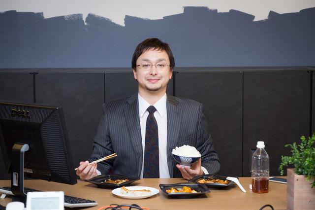 「日本のコンビニ飯は美味しい!」の写真