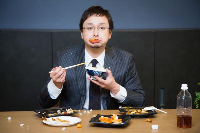 食べ方が汚いビジネスマンは嫌われます