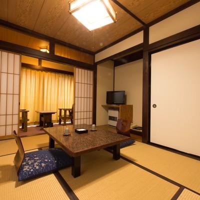 お宿栄太郎の客室(平湯温泉)の写真