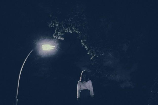 深夜、彼女に別れ話をしたら階段から突き落とされたの写真