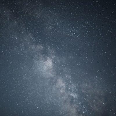 「岡山県鏡野町の笠菅峠から眺める」の写真素材