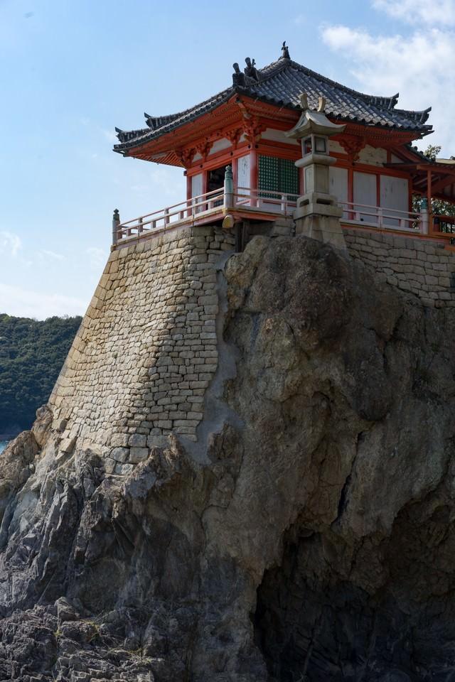 阿伏兎観音(磐台寺)の写真
