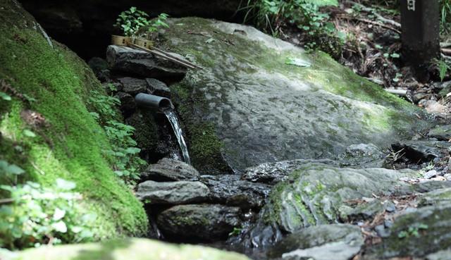 子宝の名水「岩井」の写真