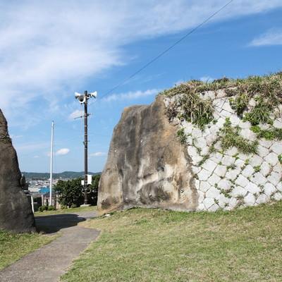 千葉県いすみ市小浜城阯の写真
