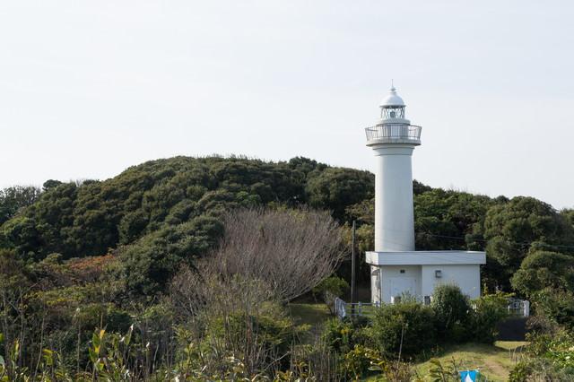 房総太東崎燈台の写真