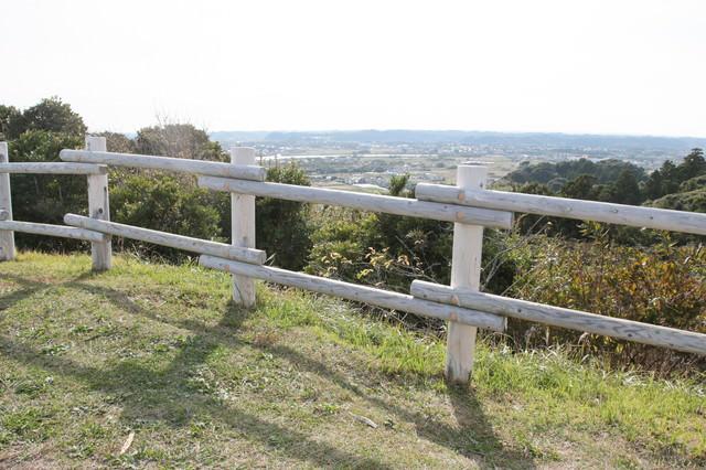太東岬から見える風景の写真