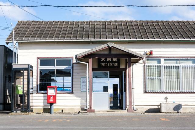 千葉県いすみ市太東駅(JR外房線)の写真