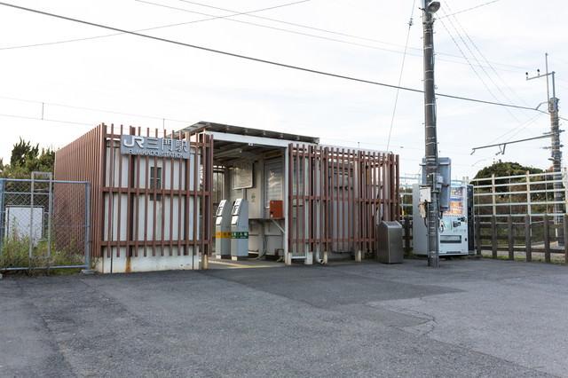 千葉県いすみ市三門駅(JR外房線)の写真