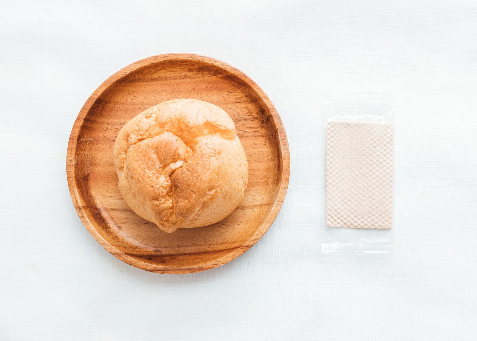 「シュークリームいただきます」の写真