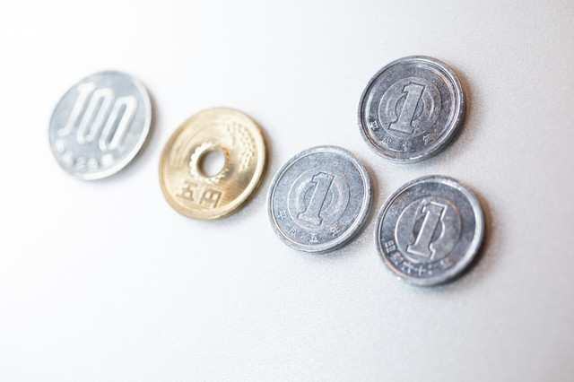 108円(軽減税率)の写真
