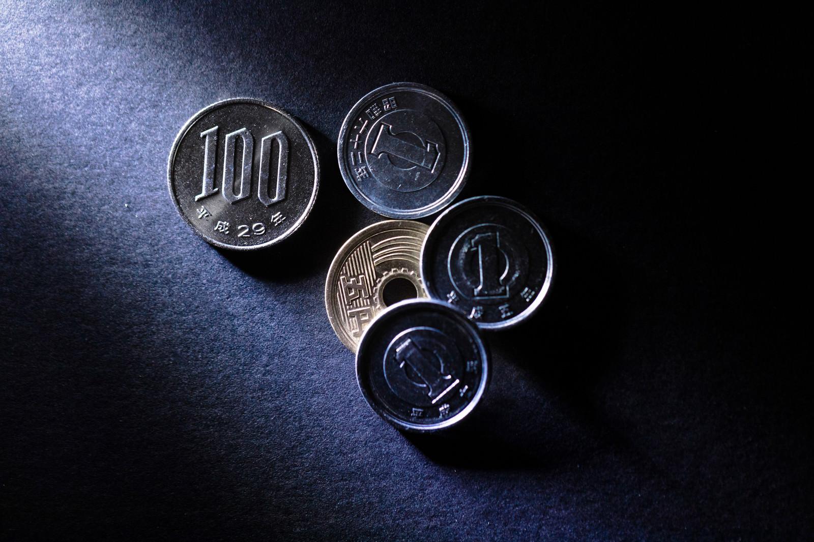 「増税の影」の写真