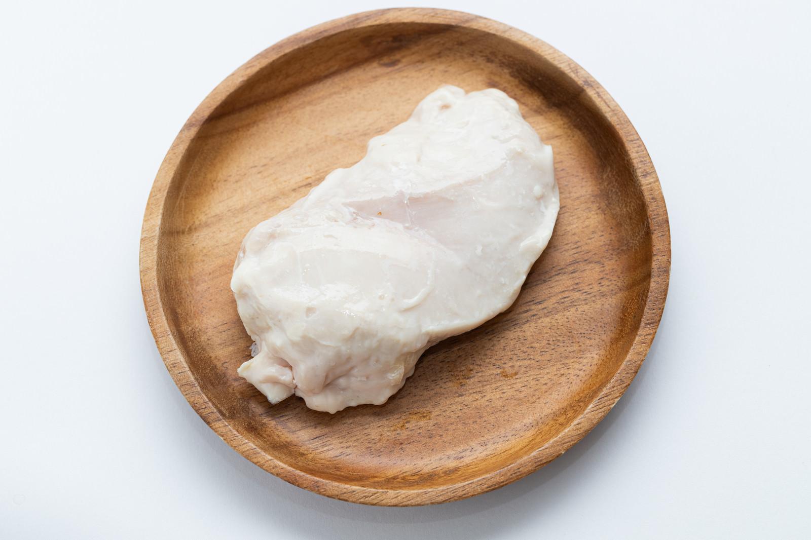 「鶏むね肉のサラダチキン」の写真