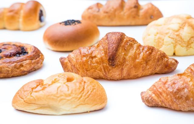 菓子パン祭りの写真