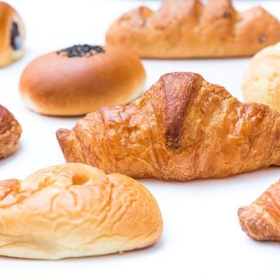 「菓子パン祭り」の写真素材