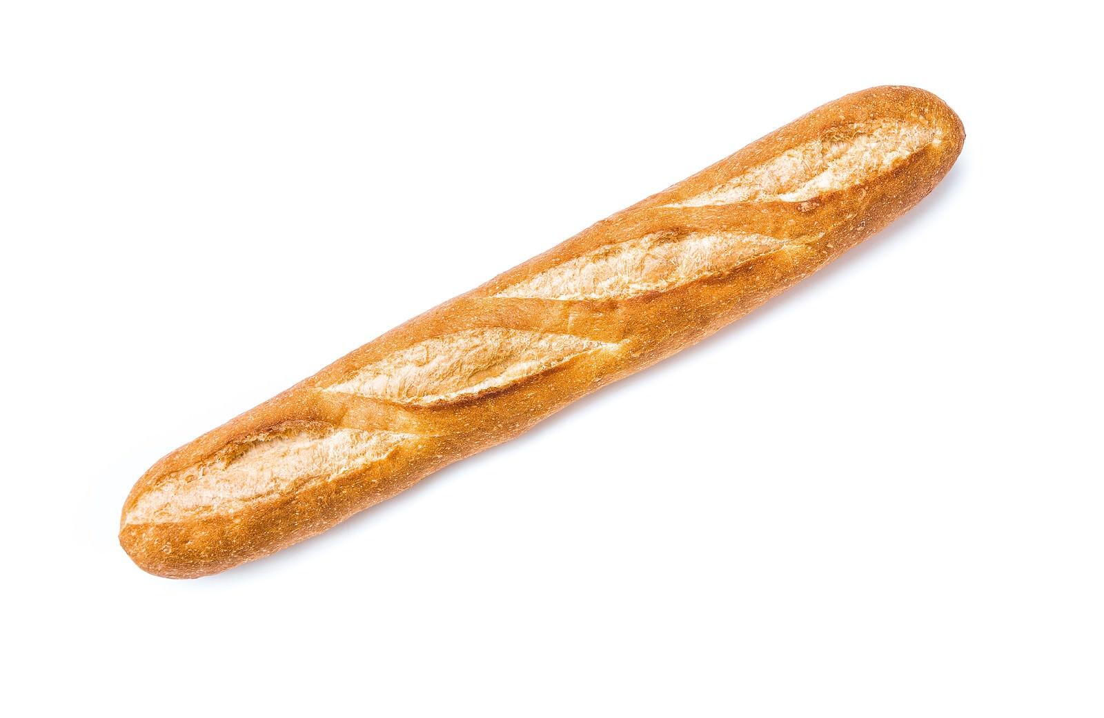 「デザインしやすいフランスパン」の写真