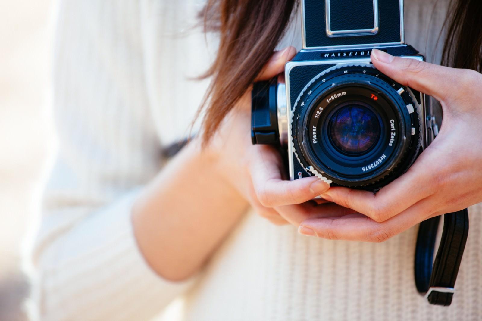 「私の好きなクラシックカメラ」の写真