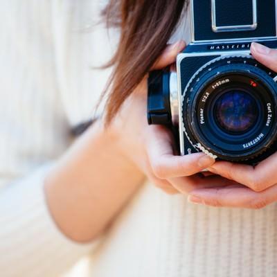 私の好きなクラシックカメラの写真