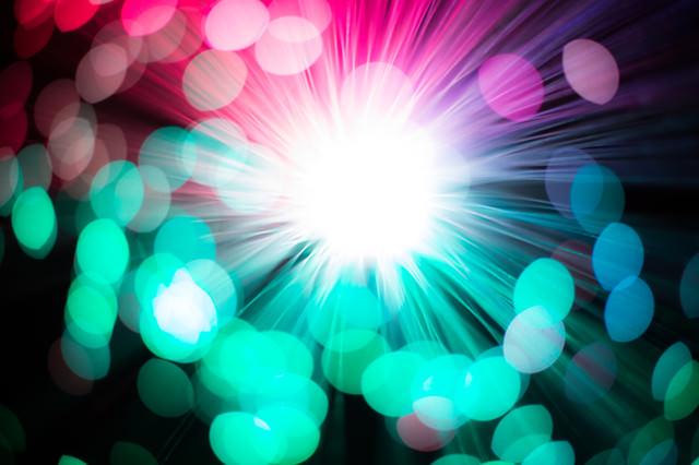ビッグバンのような美しさの写真