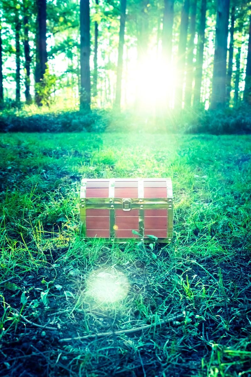 「エンディング前の宝箱」の写真