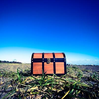 「宝箱のドロップ周期」の写真素材