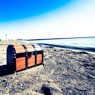 「一宝の海岸線 SS-3」の写真素材