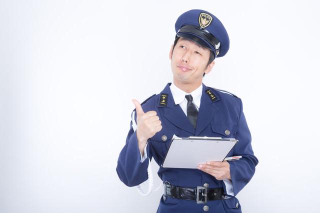 「チャリあっちとめて」と横柄な態度をとる警官の写真