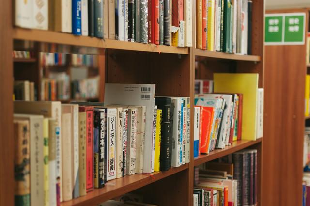 「図書室」のフリー写真素材