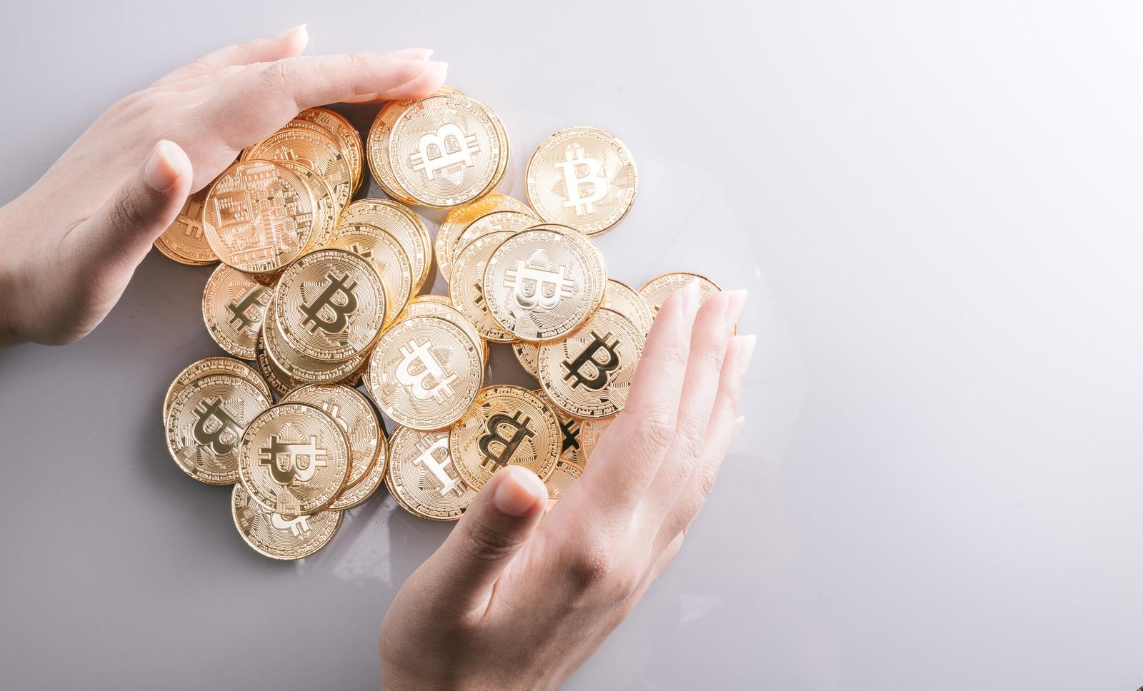 「ビットコインをHODLする」の写真
