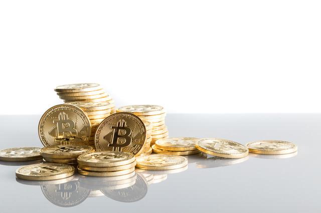 ビットコインの財宝の写真