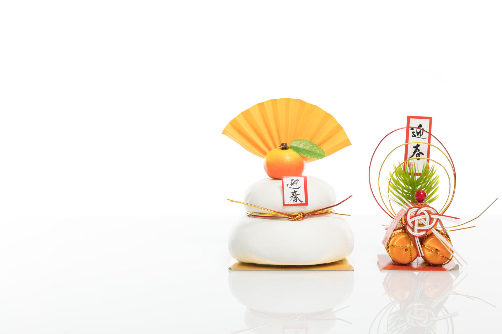 「正月飾り(小物)」の写真