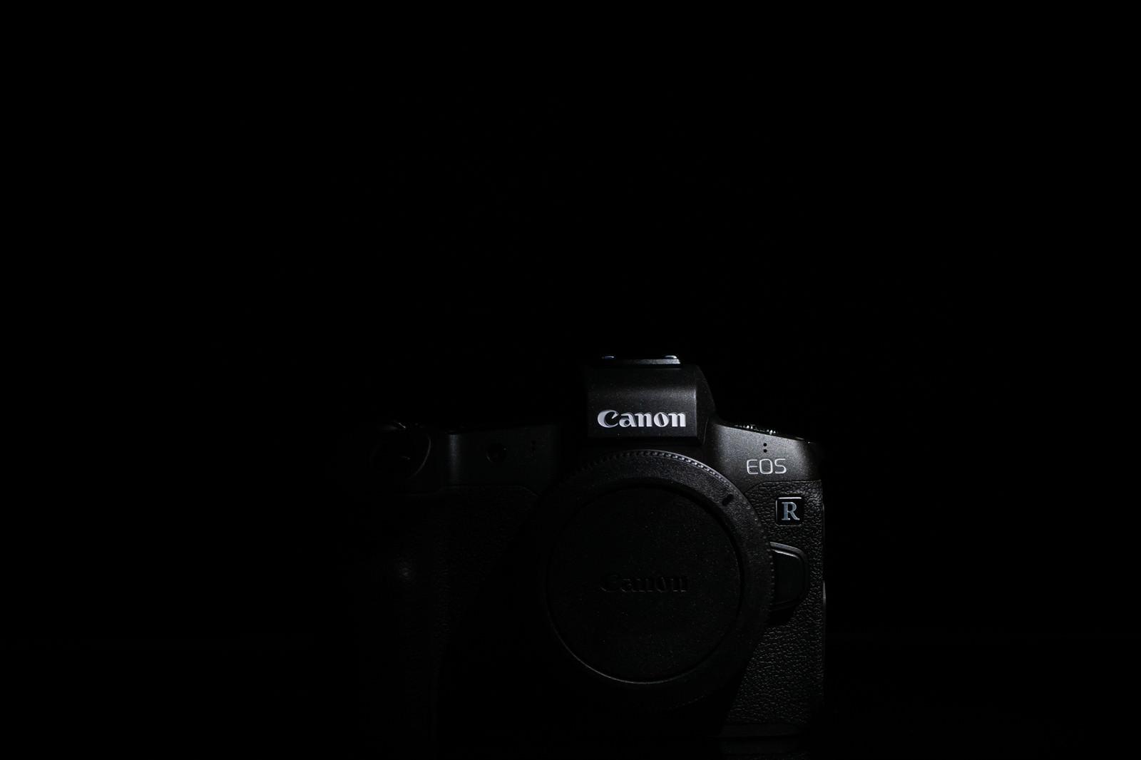 「デジタルミラーレス一眼レフカメラ レンズ未装着ボディ(CANON EOS R)」の写真