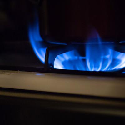 停電時にガス台の火を消し忘れるの写真