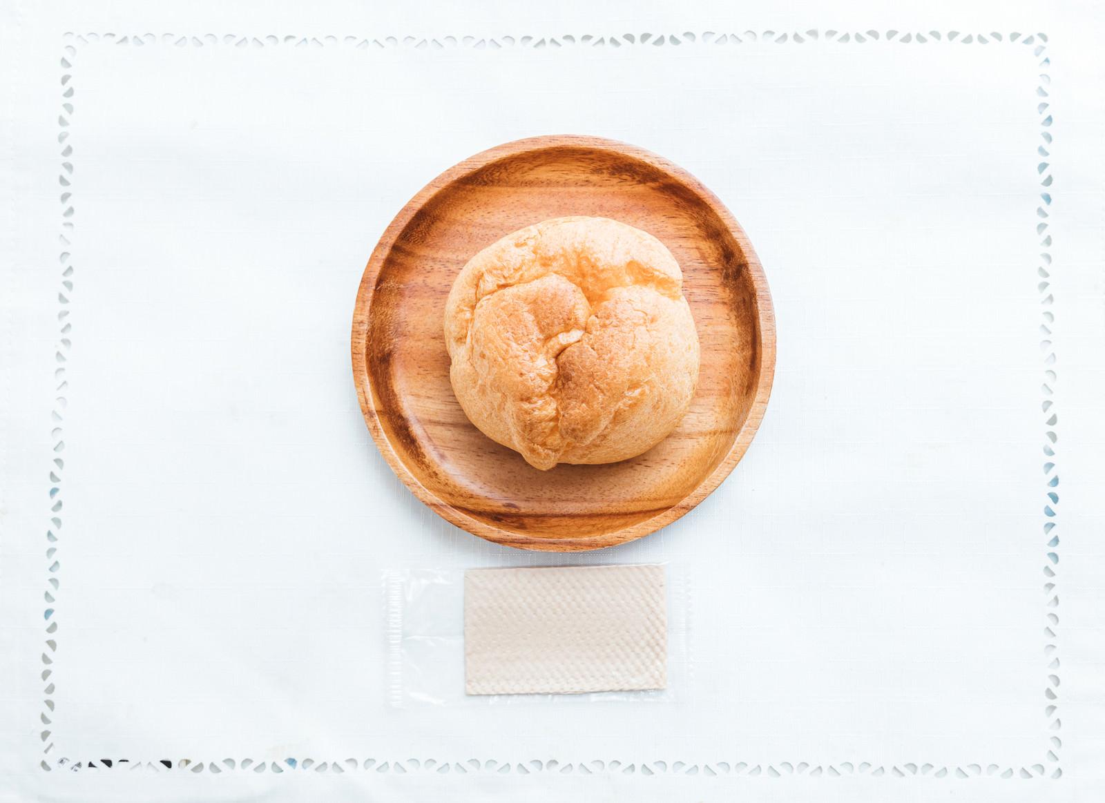 「おやつにシュークリーム」の写真