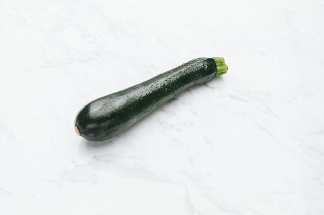 ズッキーニ(食材)の写真