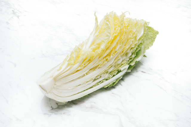 白菜(食材)の写真