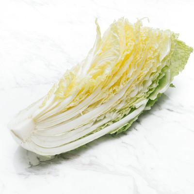 「白菜(食材)」の写真素材