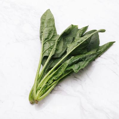 「小松菜(食材)」の写真素材