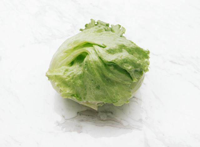 レタス(食材)の写真