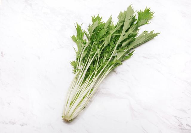 水菜(食材)の写真