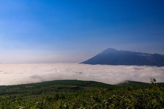 八幡平の雲海の写真