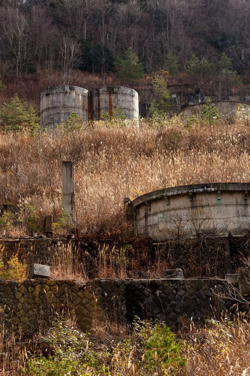 「土畑鉱山」の写真